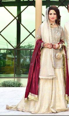Brand new punjabi style suits dress Pakistani Fashion Party Wear, Pakistani Wedding Outfits, Pakistani Wedding Dresses, Indian Dresses, Bridal Mehndi Dresses, Beautiful Bridal Dresses, Nikkah Dress, Party Wear Dresses, Types Of Dresses