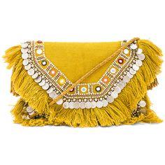 SHASHI Kelis Crossbody (575 DKK) ❤ liked on Polyvore featuring bags, handbags, shoulder bags, fringe crossbody, coin purse, handbags crossbody, beaded coin purse and purse shoulder bag