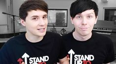 Dan and Phil's charity single for Stand Up To Cancer!
