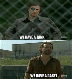Don't mess with Daryl