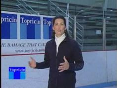 """When I teach skating, one of the most popular questions is, """"How do I center my spin?"""" It's a difficult achievement but an important one. Ice Skating Jumps, Roller Skating, Nancy Kerrigan, Gym Leotards, Sports Figures, Ice Queen, Happy Birthday Me, Skates, Brunettes"""
