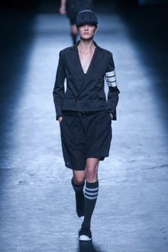 65b53989f Y-3 SPRING 2013 READY-TO-WEAR COLLECTION (This collaboration between avant