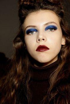 Autumn/Winter 2017: Backstage Beauty   British Vogue
