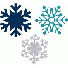 Silhouette Design Store - Search Designs : snowflake card winter frosty