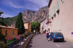 Holidays in Provence Moustiers Sainte Marie Sommergirls Blog