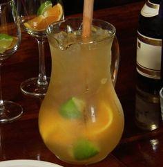 Sangria De Cava  Featured on Emeril's Florida http://www.emerils.com/recipe/8457/Sangria-De-Cava