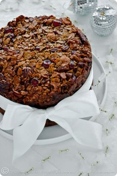 """Florentine Christmas Fruitcake 