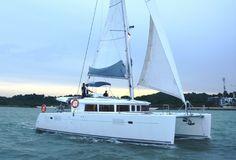 2011 Lagoon 450 Sail Boat