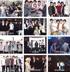 the progress they've made in a year amazes me. I'm so proud of them :)