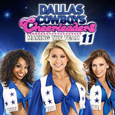 Hundreds will audition but only 45 girls will secure a spot in the Dallas Cowboys Cheerleaders training camp. DCC director Kelli Finglass presides over the process with a keen eye for talent and beauty.