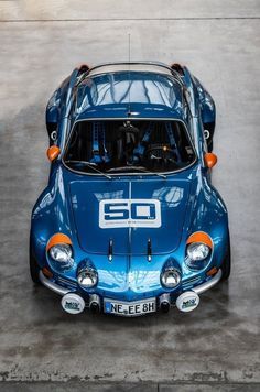 Old And Vintage Cars: Renault Alpine Rally Car, Car Car, Alpine Renault, Amazing Cars, Hot Cars, Motor Car, Custom Cars, Concept Cars, Cars And Motorcycles