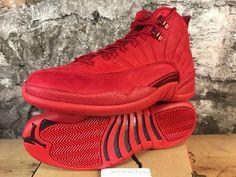 Air Jordan 12 Retro Gym Red October Toro 130690-601 19 YEARS ON EBAY SHIPS a04b066c5659