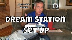 The Dream Station Auto CPAP Set UP & Review It Works, Youtube, Youtubers, Youtube Movies