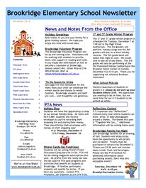 7 best pta newsletter images on pinterest classroom organization