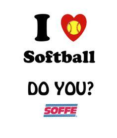 We love softball <3