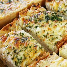 Esse Pão de Alho com Queijo caseiro vai deixar seu churrasco ainda mais gostoso! – Caderno de Receitas