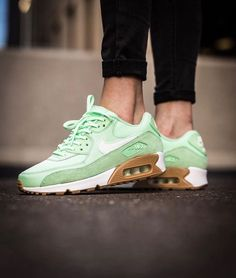 new arrival 679c3 bc75f Nike Air Max 90 fresh mintbarely green