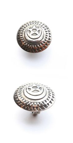 Owning this item will not just make you feel very exclusive but also feel good that you are creating jobs and preserving such wonderful skills     Handmade     Material: brass    Weight : 15 grams    diameter: 3.5 cm    One Size Fits most  $12
