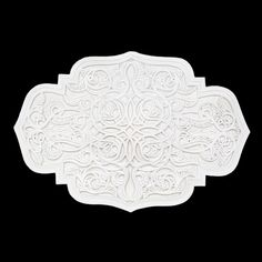 Tree of Life - My Moroccan Style Plaster Ceiling Rose, Free Park, West London, Moroccan Style, Tree Of Life, Wall Tiles, Vintage Looks, Make It Yourself