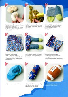 Libro Diseño de muÑequeria soft VOL.9 20/37