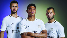 PSG 16/17 Third Kit by Nike