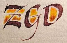 Capitals / watercolor