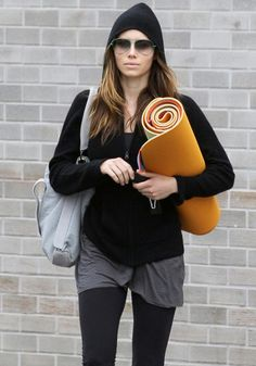 Celebrity Fitness Tips: Jessica Biel's Workout