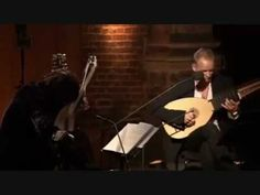 Sting & Edin Karamazov - Fields Of Gold (Lute) This song is especially delightful when done with the lute...