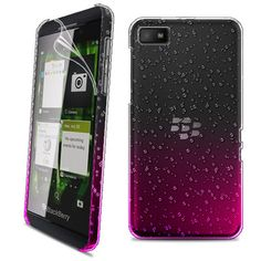 Best BlackBerry Cases and Covers Best Blackberry, Drops Design, Rain Drops, Stylus, Screen Protector, Digital Camera, Baby Items, Geek Stuff, Electronics