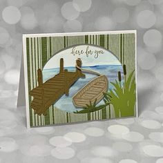 Debbie's Designs Masculine Birthday Cards, Birthday Cards For Men, Man Birthday, Masculine Cards, Beach Cards, Stamping Up Cards, Fathers Day Cards, Tampons, Paper Design