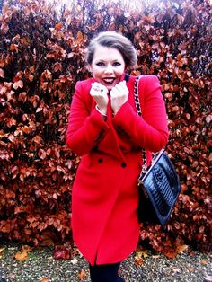 La Vie Fleurit: My Wardrobe; Little Red Riding Hood