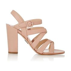 On SALE at 40% OFF! Lotus crisscross-strap sandals-nude by Paul Andrew. Paul Andrew Blush (dusty rose) Lotus slingback sandals styled with crisscross straps and thick he...