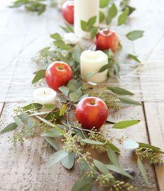 Herbst Tischdeko im Natur-Look: 20 puristische Tafeln #herbst #im #natur #NaturLook #puristische #tafeln #tischdeko #dekoideen #deko #wohnzimmer #Schlafzimmer #Diy #möbel