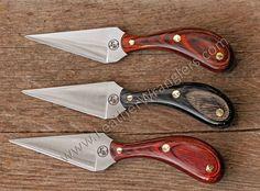 """Leather Wranglers """"DG"""" Trim Knife можно попробовать сделать самому"""