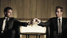 Suits Mike Ross and Harvey Specter Serie Suits, Suits Tv Series, Suits Tv Shows, Mike Ross Suits, Suits Harvey, Suits Usa, Harvey Specter Anzüge, Suits Season 1, Season 2