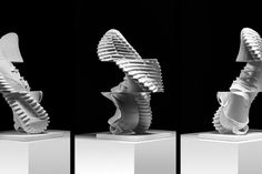 WillowFlex еще один тип нити, которую можно использовать для 3D-печати предметов одежды. В последнее время одежда, полученная путем трехмерной печати, стала очень популярной и один из способов ее создать, это использовать WillowFlex, которая также хорошо сочетается с натуральными нитями.