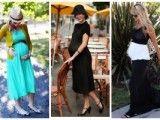 12 Hermosos Vestidos para Embarazadas