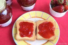Marmellata di fragole, scopri la ricetta: http://www.misya.info/2014/05/17/marmellata-di-fragole.htm