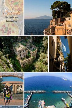 Sorrento - The Land where Lemons Grow