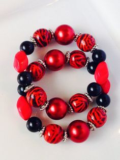 Red as Berries by Julia Fatieva on Etsy