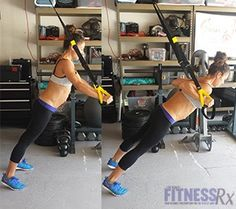 At-Home TRX Circuit Workout - Feel the burn with suspension training