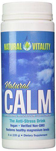 Natural Vitality Natural Magnesium Calm Original, 8 Ounce Honest Green http://www.amazon.com/dp/B00HTIZF7Y/ref=cm_sw_r_pi_dp_BFygwb11QDHK4