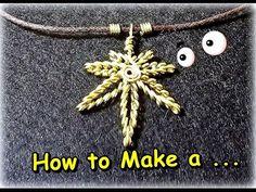 "Como hacer en Alambre ""Hoja de Marihuana""/How to Make a ""Mariuana Leaf Wire""- By Puntoy Alambre - YouTube"