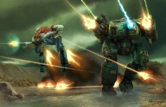 Battletech - Heavy Air by Shimmering-Sword on deviantART