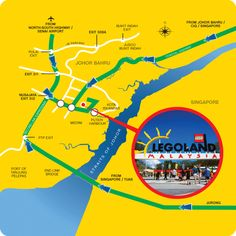 LEGOLAND Malaysia : A to Z Guide | The Wacky Duo | Singapore Family Lifestyle and Travel Portal