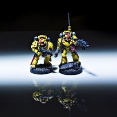 Veteran Tactical Legionaries (two) 25-10-14 | Flickr - Photo Sharing!