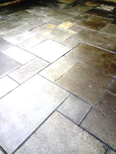 I Was Asked To Clean A Limestone Patio At A Property In The Affluent  Neighbourhood Of Alderly Edge, Cheshire, Famous For Being The Home Of  Choice Fu2026