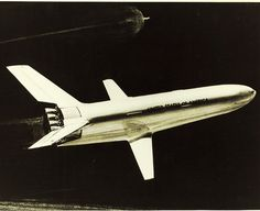 Space Shuttle one of the original visions