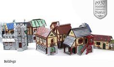 The Hobbit Game, Chateau Lego, Lego Burg, Lego Village, Lego Knights, Lego Display, Lego Army, Lego Worlds, Cool Lego Creations
