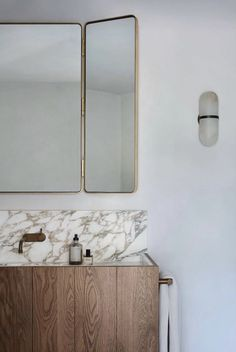 Fox's Den by Georgina Jeffries Interior Design. Featuring Brodware Yokato fixtures in Weathered Brass Organic. Home Decor Styles, Home Decor Accessories, Cheap Home Decor, Bathroom Inspiration, Interior Inspiration, Creative Inspiration, Interior Ideas, Bathroom Interior, Brass Bathroom